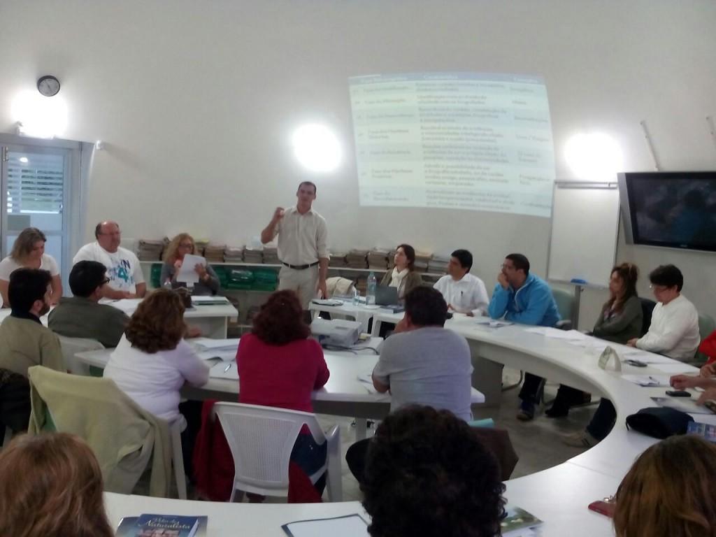 Curso Seriexologia do Prof. Roberto Leimig
