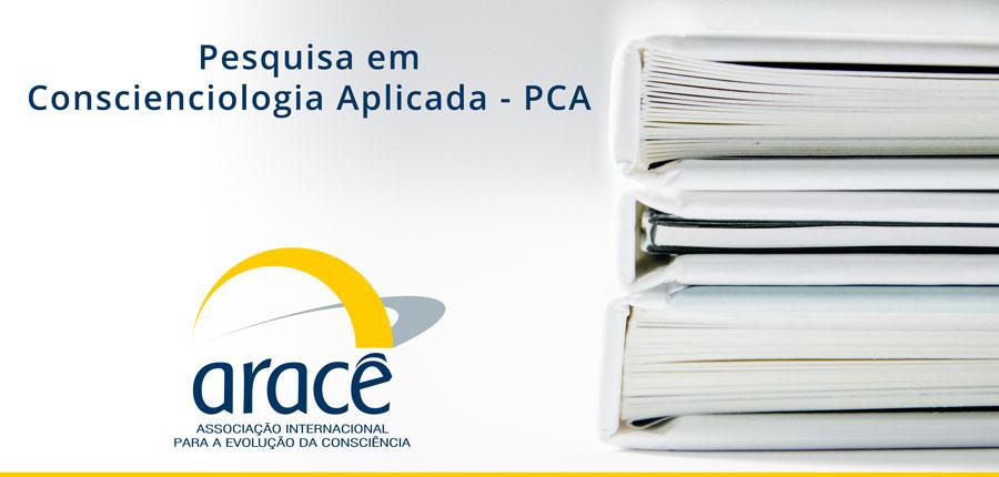 Imersão Pesquisa em Conscienciologia Aplicada PCA